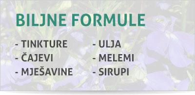 Biljne formule