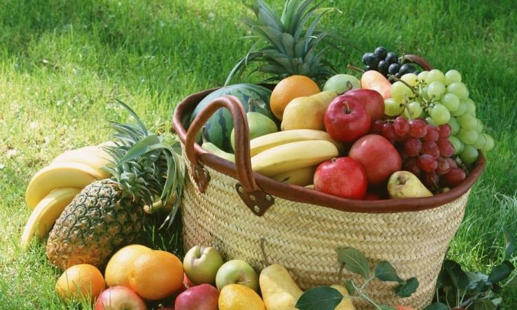 Kako pravilno jesti voće