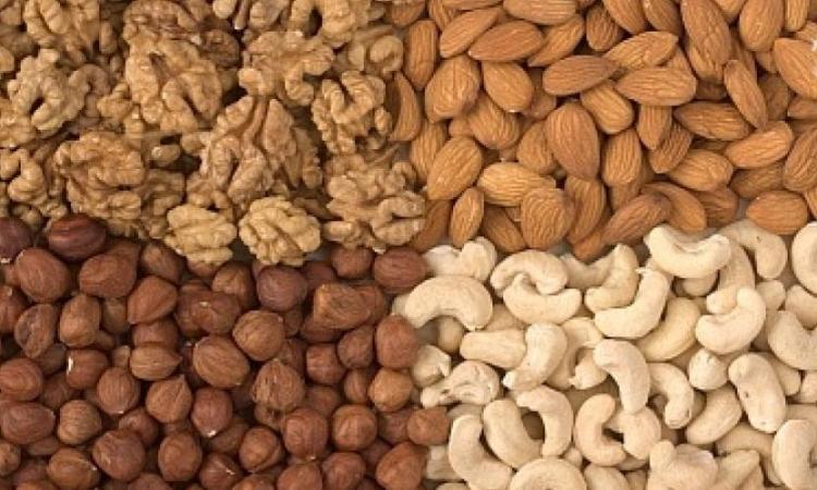 Velike zdravstvene koristi od orašastih plodova