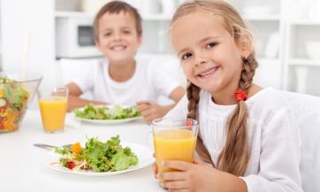 Djeca i zdrava ishrana