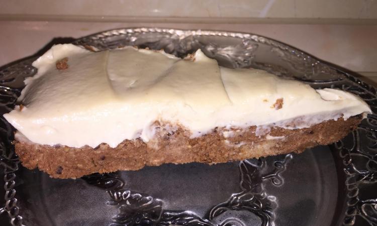 Zdrava torta od vanile