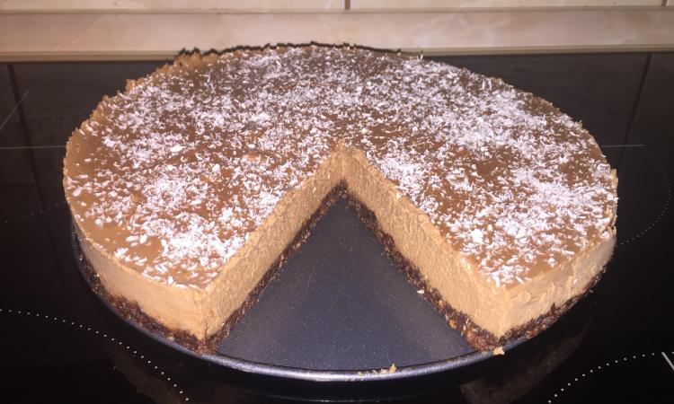 Sirova čokoladna torta od pomorandže