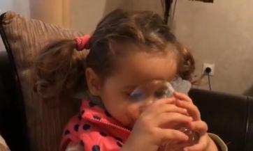 Ana pije dječju tinkturu za imunitet