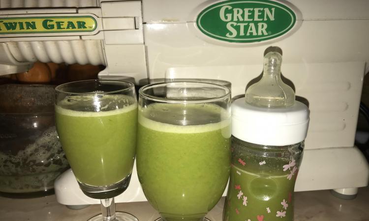 Cijeđeni sok za bebe, djecu i odrasle