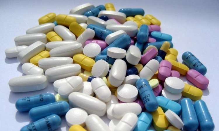 Izbjegavati vitaminske tablete