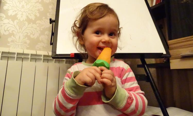 Sladoled od mandarina