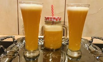 Jabuka, ananas, pomorandža za dobro jutro