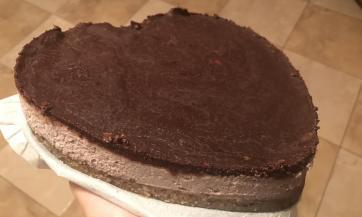 Medeno srce torta