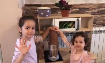 Slatki i ukusni doručak koji spremaju Ana i Matea, VIDEO