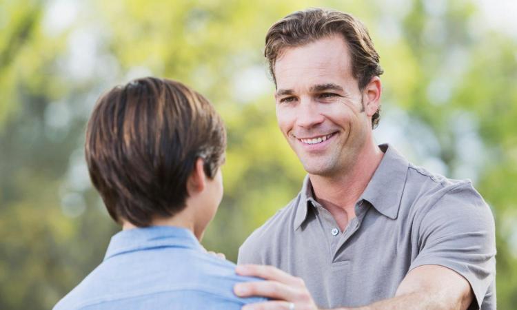 Gledanje djeteta u oči - jedan od važnijih dokaza ljubavi!